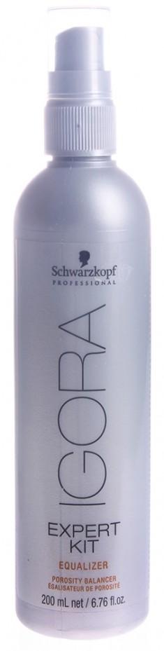 SCHWARZKOPF PROFESSIONAL Средство для выравнивания пористой стуктуры волос / Igora Color 200 мл