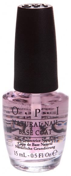 OPI Покрытие базовое для натуральных ногтей / Natural Nail Base Coat 15 мл