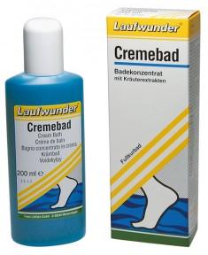 LAUFWUNDER Размягчитель для ног, концентрат для ножных ванн / Cremebad 200 мл