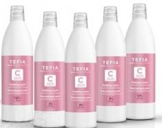 TEFIA Крем окисляющий 9% (vol. 30) / Color Creats 1000 мл