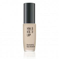 MAKE UP FACTORY Эмульсия-основа светоотражающая под макияж / Illuminating Skin Perfector 15 мл