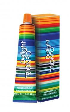 CONSTANT DELIGHT ДТ 10-19 крем-краска стойкая для волос, светлый блондин сандре фиолетовый / Delight TRIONFO 60 мл
