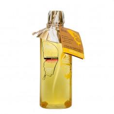 AROMA JAZZ Масло массажное жидкое для тела Лимонный блюз 350 мл