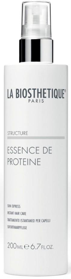 LA BIOSTHETIQUE Спрей несмываемый двухфазный для питания волос / Essence de Proteine 200 мл