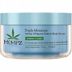 HEMPZ Скраб для тела Тройное увлажнение / Triple Moisture Herbal Body Scrub 176 г