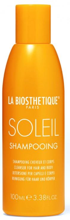 LA BIOSTHETIQUE Шампунь c защитой от солнца / Shampooing Soleil 100 мл