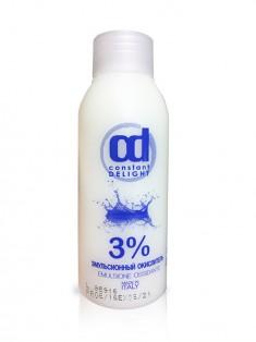 CONSTANT DELIGHT Окислитель эмульсионный 3% / Oxigent 100 мл