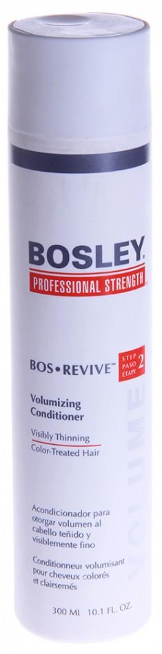 BOSLEY Кондиционер для объема истонченных окрашенных волос / ВОS REVIVE (step 2) 300 мл
