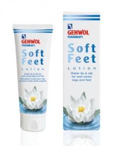 GEHWOL Лосьон Водяная лилия шелк / Soft feet 125 мл