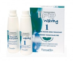 FARMAVITA Завивка химическая для нормальных волос, в наборе 1 / LIFE WAVING 110 мл