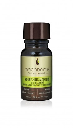 MACADAMIA NATURAL OIL Уход восстанавливающий с маслом арганы и макадамии / Nourishing Moisture 10 мл