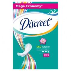 Прокладки ежедневные DISCREET DEO Waterlily 100 шт