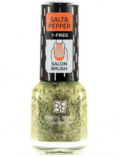 BRIGITTE BOTTIER 507 лак для ногтей, перец карамельный / Salt & Pepper 12 мл