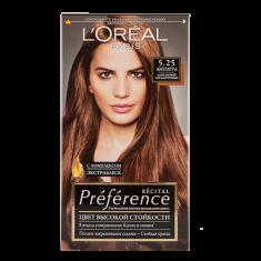 Краска для волос LOREAL PREFERENCE тон 5.25/M2 Антигуа 40 мл