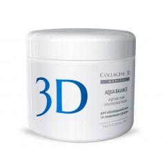 MEDICAL COLLAGENE 3D Маска альгинатная с гиалуроновой кислотой для лица и тела / Aqua Balance 200 г
