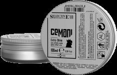 SELECTIVE PROFESSIONAL Воск с глянцевым эффектом для волос, для мужчин / Extra Shine CEMANI 100 мл