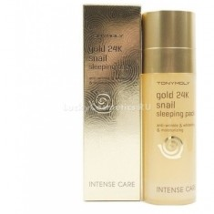 Tony Moly Gold k Snail Sleeping Pack