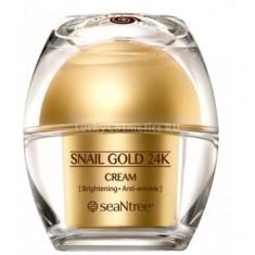 Seantree Snail Gold K Cream