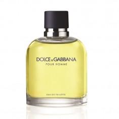 DOLCE&GABBANA Pour Homme Туалетная вода, спрей 125 мл
