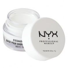 Праймер для век NYX PROFESSIONAL MAKEUP EYESHADOW BASE тон 01 WHITE