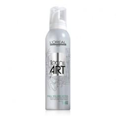 L'OREAL PROFESSIONNEL Мусс для объема нормальных/непослушных волос Tecni.Art Full Volume Extra 250 мл