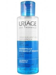 Uriage (Урьяж) Средство для снятия водостойкого макияжа с глаз и губ 100 мл