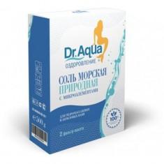 Dr.Aqua Соль Морская природная 250г N3