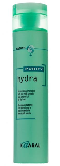 Kaaral Purify Hydra Увлажняющий шампунь для сухих волос 250 мл