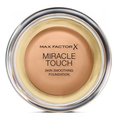 MaxFactor тональная основа MIRACLE TOUCH №80 Bronze