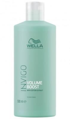 Wella Invigo Volume Boost Уплотняющая кристалл-маска 500мл
