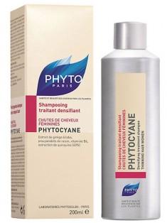Фитосольба/Phyto Фитоциан Шампунь укрепляющий от выпадения волос 200 мл