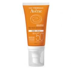 Авен Солнцезащитный крем SPF 50+ без отдушек, 50 мл Avene