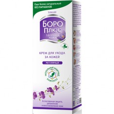 Боро плюс регулярний крем 50г (розовый) Boro Plus