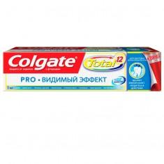 Колгейт Зубная паста TOTAL12 Pro-Видимый эффект 75мл COLGATE