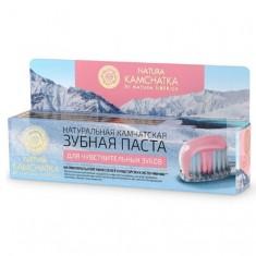 Натура Сиберика Kamchatka зубная паста Камчатская для чувствительных зубов 100мл NATURA SIBERICA