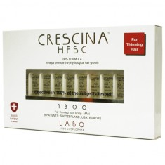 Crescina 1300 Лосьон для стимуляции роста волос для мужчин №10 3,5 мл