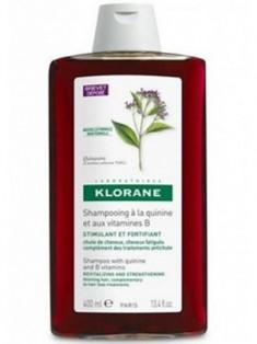 Клоран (Klorane) Шампунь с экстрактом хинина и витаминами группы В укрепляющий 200 мл