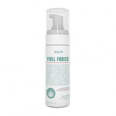 Оллин/Ollin Professional FULL FORCE Мусс-пилинг для волос и кожи головы с экстрактом алоэ 160мл