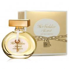 Antonio Banderas HER GOLDEN SECRET вода туалетная женская 80 мл