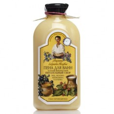 Рецепты бабушки Агафьи Пена для ванн питательная 500мл. Рецепты Бабушки Агафьи