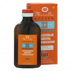 Сульсен форте шампунь с кетоконазолом против перхоти Мирролла 150 мл MIRROLLA