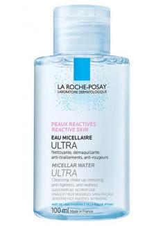 Ля-Рош Позе Мицелярная вода Ультра для чувствительной и склонной к аллергии кожи 100мл La Roche-Posay