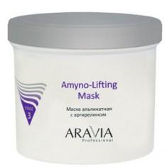Маска альгинатная с аргирелином, 550 мл (Aravia Professional)