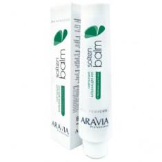 Смягчающий бальзам с эфирными маслами для ног, 100 мл (Aravia Professional)