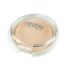 Компактная пудра, 01 светло-бежевая, 10 г (NeoBio)