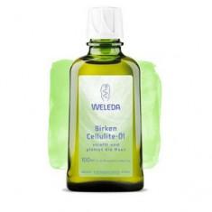 Березовое антицеллюлитное масло, 100 мл (Weleda)