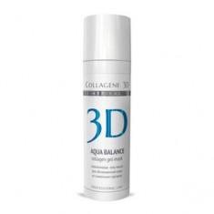 Суперувлажняющая коллагеновая гель-маска с гиалуроновой кислотой, 30 мл (Medical Collagene 3D)