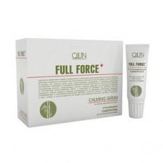 Успокаивающая сыворотка с экстрактом бамбука для чувствительной кожи головы, 10 шт.*15 мл (Ollin Professional)