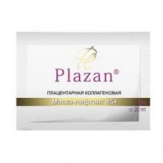 Плацентарная коллагеновая маска-лифтинг 45+, 1 шт. (Plazan)