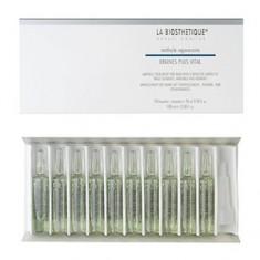 Сыворотка питательная для укрепления волос, 50 ампул (La Biosthetique)